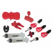 Disc brakes Bleed Kit A1 - 00.5318.016.001, fékfolyadék nélkül