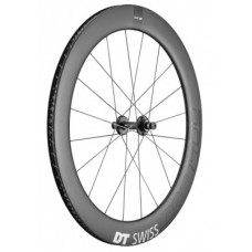 "FW DT Swiss TRC 1400 Dicut 65 28""/18mm - carbon 120/10mm bolt on single speed"