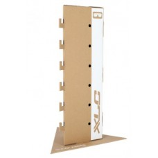 XLC glasses display for 6 glasses - cardboard box