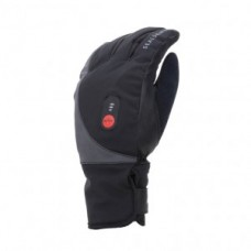 Gloves SealSkinz Heated - size XL (11) black