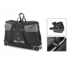 Bicycle bag Elite Borson - fekete / szürke, 1 kerékpárhoz