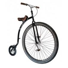 QU-AX Gentleman Bike velocipéd fekete