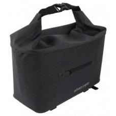 System bicycle bag Atranvelo Travel - 33x20x16cm black incl. AVS adapter