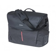 Office bag Basil B-Safe Nordlicht - black 41x14x32cm