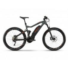 SDURO FullSeven 8.0 500Wh 20 s. XT - 19 HB YXS black/olive/orange matt sz XL