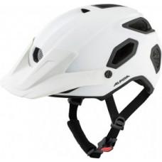 Helmet Alpina Comox - white matt size 52-57cm