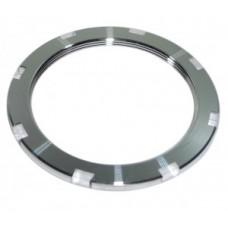 Locking ring eBike f.Bosch Gen1,si - 2013, ezüst, láncgyűrű szereléshez