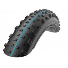 Tyre Schwalbe Jumbo Jim HS 466 fold. - 26x4.80 120-559 bl-SSkinTLE Addix Spgrip