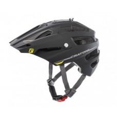 Bike Helmet Cratoni AllTrack (MTB) - Sz. S / M (54-58 cm) blk./anthracite gumival