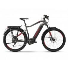 SDURO Trekking S 9.0 men i500Wh 11 XT - 19 HB BPI black/titan/red matt sz XL