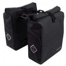 System Double bag Atranvelo Travel - 37x33x42cm black incl. AVS adapter