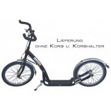 "City-Roller 20"" - a Klickfix-basketholder esetében"