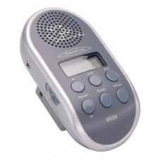 Bikeradio w.autom.searchrun for stations - MP3 hozzáférés, szürke akkumulátor nélkül
