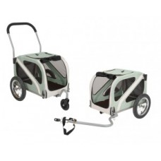 """Bike trailer  Dog Mini 12"""" - a tengely felszereléséhez"""