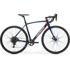 MERIDA CYCLO CROSS 600 cyclo cross kerékpár | 2017 | - S / M (52 cm) - sötétkék