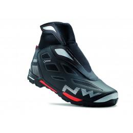 Cipő NORTHWAVE MTB X-CROSS GTX téli, fekete