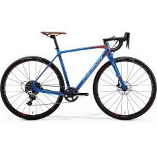 "MERIDA CYCLO CROSS 7000 cross kerékpár | 2018 | 28"" - M (54 cm) - kék"