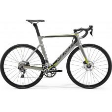 """MERIDA REACTO DISC 5000 országúti kerékpár   2018   28"""" - L (56 cm) - szürke"""