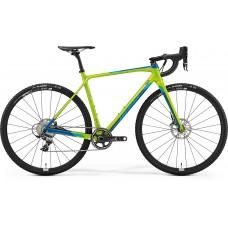 "MERIDA MISSION CX 8000 cross kerékpár | 2019 | 28"" - M (53 cm) - zöld"