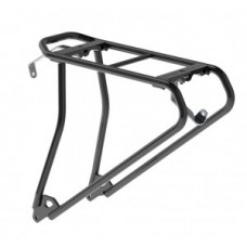 FW system carrier Racktime Topit Evo - black unisize alu approx. 543g
