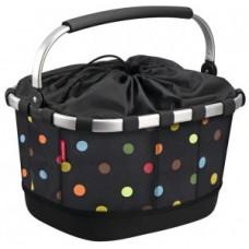 City bag KLICKfix Carrybag GT - dots 42x33x28cm w. UniKlip