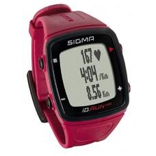 Pulzusmérő SIGMA iD.RUN HR piros - 21507