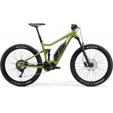 MERIDA 2019 eONE-TWENTY 600 XL(54) SELYEM OLIVA (ZÖLD)