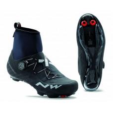 Cipő NORTHWAVE MTB EXTREME XCM GTX téli, fekete