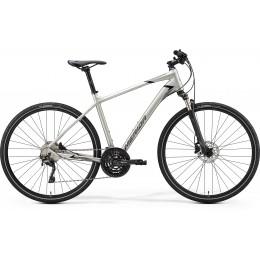 "MERIDA CROSSWAY 600 cross trekking kerékpár   2020   28"" - M (51 cm) - titán"