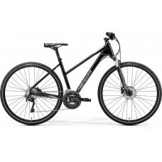 """MERIDA CROSSWAY XT-EDITION női cross trekking kerékpár   2020   28"""" - S (47 cm) - fekete"""