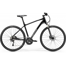 "MERIDA CROSSWAY XT-EDITION cross trekking kerékpár   2020   28"" - M (51 cm) - fekete"