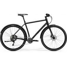 """MERIDA CROSSWAY URBAN XT-EDITION városi kerékpár   2020   28"""" - M / L (52 cm) - fekete"""