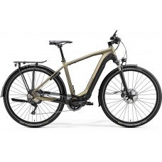 "MERIDA eSPRESSO 900 EQ elektromos kerékpár | 2020 | 28"" - S (47 cm) - arany"