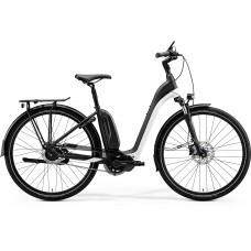 "MERIDA eSPRESSO CITY 700 EQ elektromos kerékpár | 2020 | 28"" - M (49 cm) - fekete"