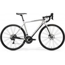 """MERIDA MISSION ROAD 4000 országúti kerékpár   2020   28"""" - XL (59 cm) - titán"""