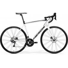 """MERIDA SCULTURA DISC 5000 országúti kerékpár   2020   28"""" - S (50 cm) - fehér"""