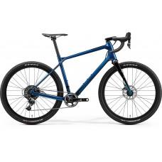 """MERIDA SILEX 6000+ gravel kerékpár   2020   28"""" - L (53 cm) - óceánkék"""