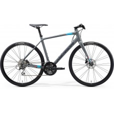"MERIDA SPEEDER 100 fitness kerékpár | 2020 | 28"" - S / M (52 cm) - szürke"