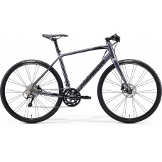 "MERIDA SPEEDER 300 fitness kerékpár | 2020 | 28"" - S / M (52 cm) - szürke"