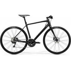 "MERIDA SPEEDER 400 fitness kerékpár   2020   28"" - XL (59 cm) - fekete"