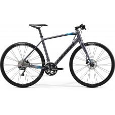 "MERIDA SPEEDER 500 fitness kerékpár | 2020 | 28"" - S/M (52 cm) - antracit"