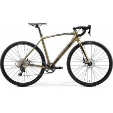 "MERIDA MISSION CX 100 SE cyclo cross kerékpár | 2020 | 28"" - L (56 cm) - barna"