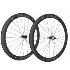 "XLC carbon wheel set disc WS-C50 - 28""  24-622 black disc"