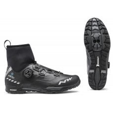 Cipő NORTHWAVE MTB X-RAPTOR ARCTIC GTX téli, fekete