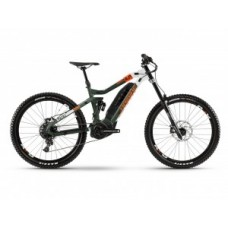 XDURO Dwnhll 8.0 500Wh 11 s. GX - 20 HB YX2S green/white/orange size M