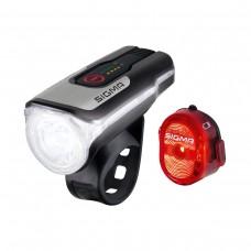 Lámpa SIGMA AURA 80 USB szett - 17850S