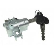 Locking cylinder f. Bosch Gen2 - 2014 frame battery incl. 2 long keys