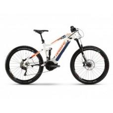 SDURO FullSeven LT 5.0 i500Wh 20 s. XT - 20 HB YSTS white/black/orange size XL