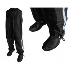 Rain trousers Hock Rain Pants GamAs - sima, fekete lélegző bükk 185 cm