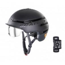 Helmet Cratoni Smartride (Pedelec) - size S/M (54-58cm) black matt